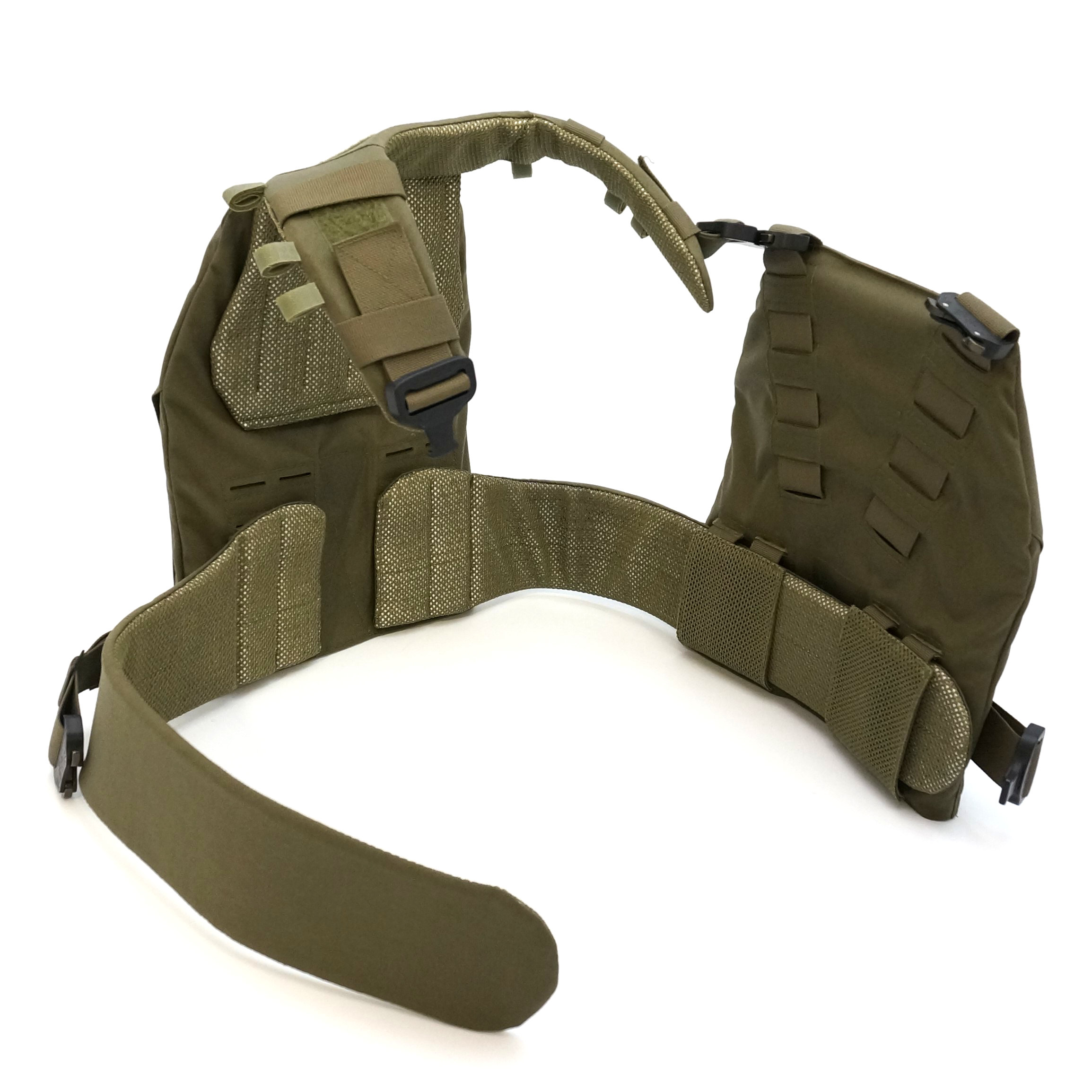 High Capacity Plate Carrier