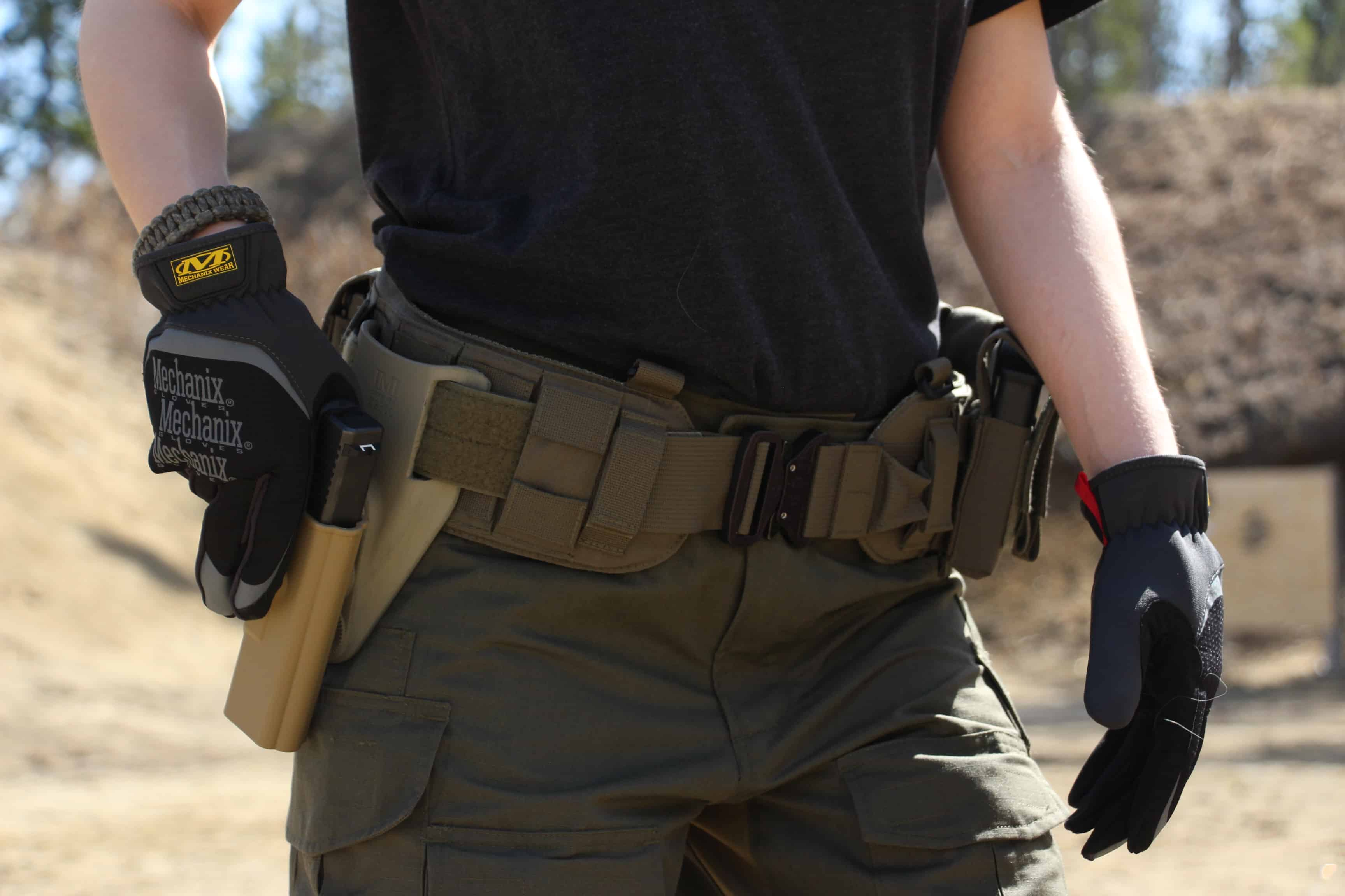LOF Defence - Triple Belt System - Made In Canada